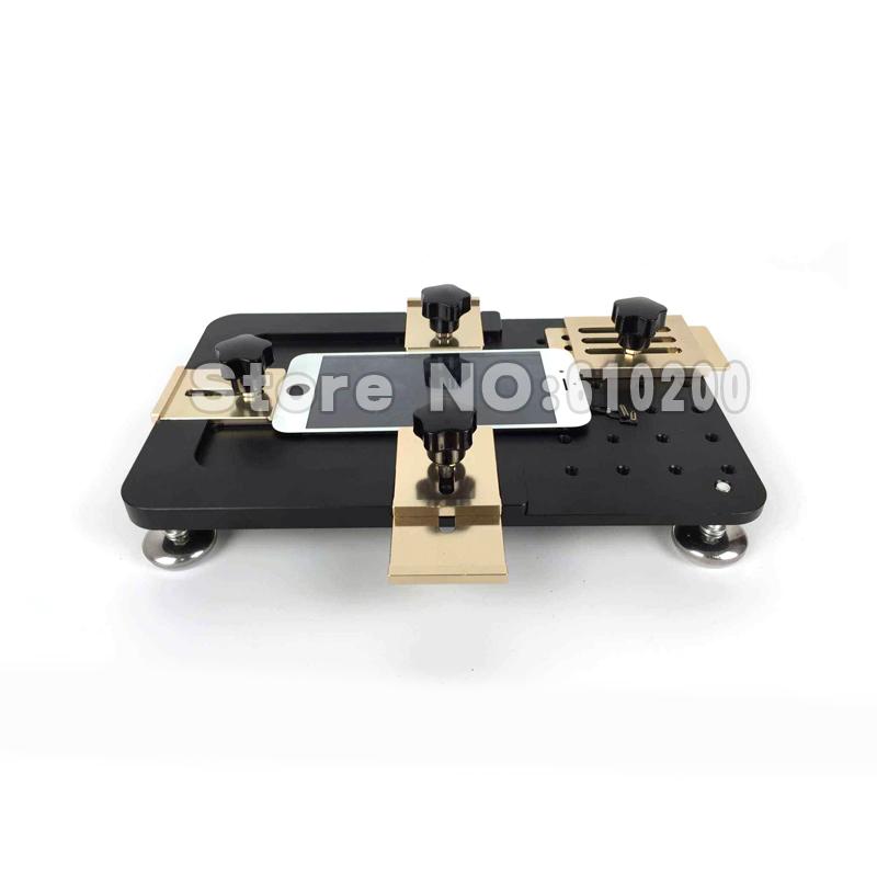 [해외]아이폰 삼성 LCD 자외선 접착제 금형 금형 유리 홀더를 교체 TBK 알루미늄 합금 유니버셜 전화 LCD OCA 라미네이트 고정 금형/TBK Aluminium alloy Universal phone LCD OCA Laminate Fixed mold Replace