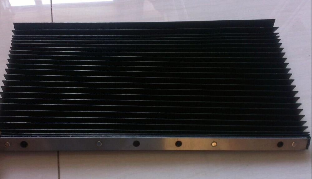 [해외]평면 울부 짖는 소리의 CNC 기계는 연결 플레이트를 커버 : 스테인레스 스틸, 높이 (H) : 20mm, 길이 (L) : 175mm, 폭 (W) : 90mm를/flat bellow cnc machine covers,Connection Plate: Stainle