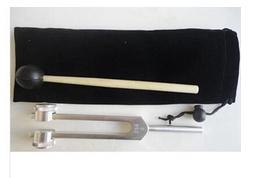 [해외]신경계 테스트 튜닝 포크 심리 테스트 의료 튜닝 포크 알루미늄 - 마그네슘 합금 주파수 128Hz / 256HZ / 512HZ/Nervous System Testing Tuning Fork Hearing Test Medical Tuning Fork Aluminu