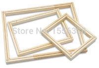 [해외]실크 스크린 printingout 크기 40X 50cm 목재 화면 프레임은 5 개/wood screen frame 5 pcs for silk screen printingout size 40x 50cm
