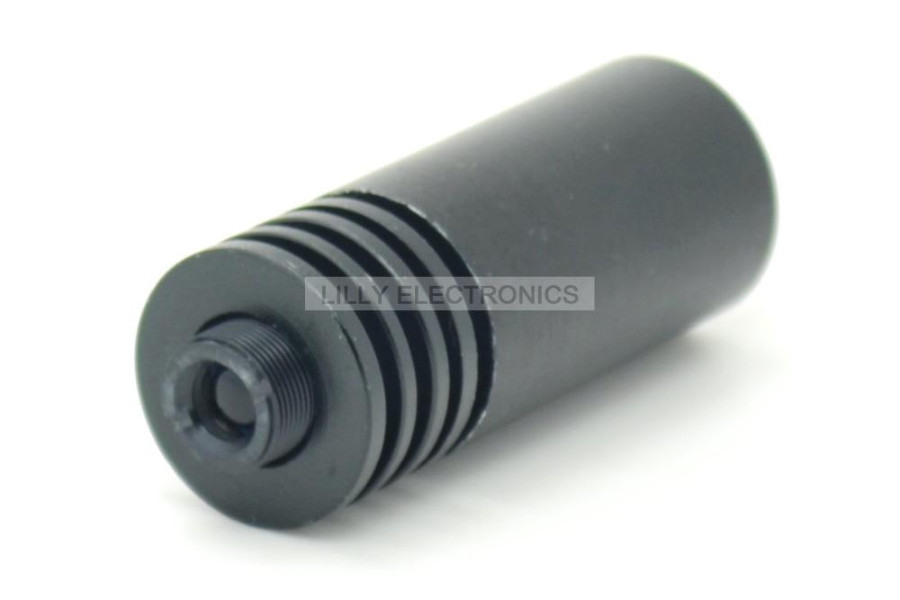 [해외]Q-BAIHE 18x45mm 5.6mm 레이저 다이오드 하우징 (렌즈 포함) (200-1100nm)/Q-BAIHE  18x45mm 5.6mm Laser Diode Housing w/ Lens(200-1100nm)