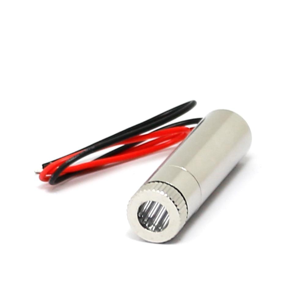 [해외]25mw 808nm 810nm 적외선 IR 레이저 라인 모듈 120도 12x40mm DIY Lab/25mw 808nm 810nm Infrared IR Laser Line Module 120 degree 12x40mm DIY Lab