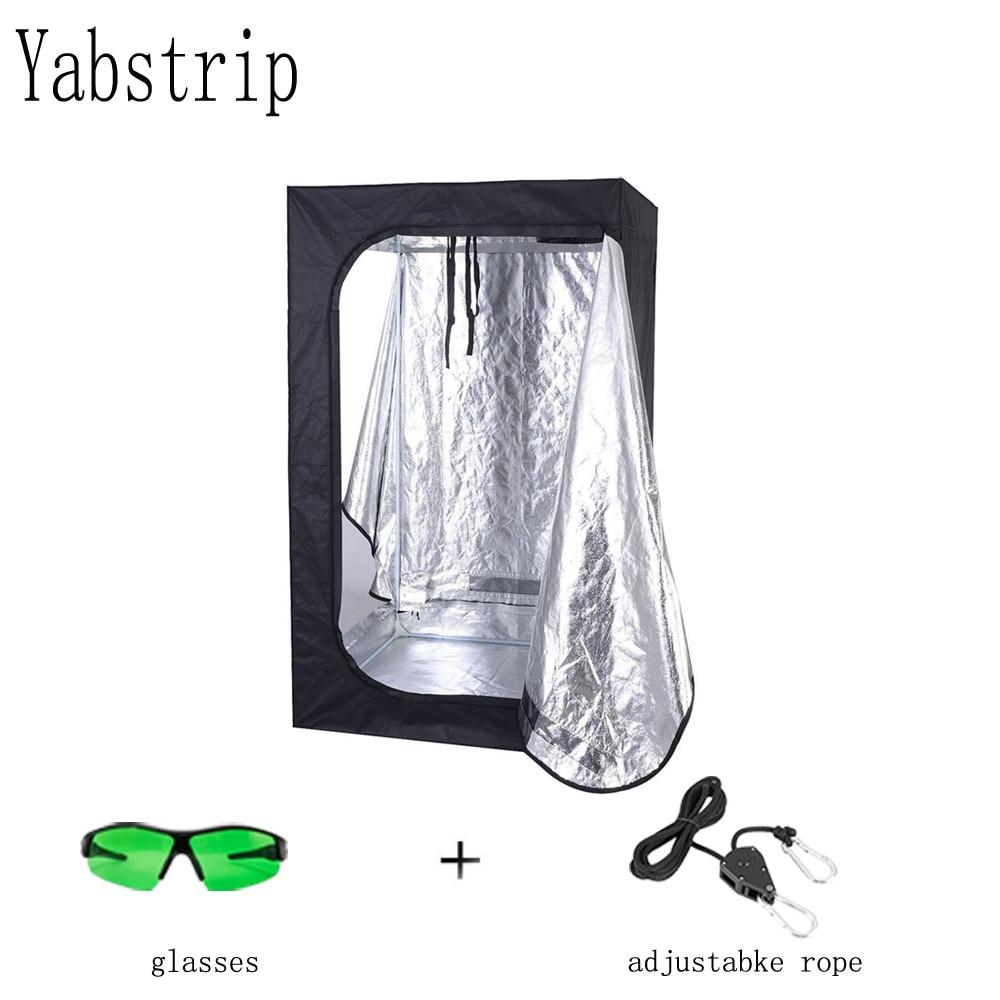 [해외]Yabstrip led 실내 식물 온실 꽃에 대 한 텐트 성장 전체 스펙트럼 식물 조명 램프 텐트 성장 상자 키트 fitolampy/Yabstrip led 실내 식물 온실 꽃에 대 한 텐트 성장 전체 스펙트럼 식물 조명 램프 텐트 성장 상자 키