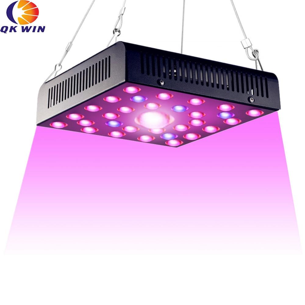 [해외]Qkwin musa cob는 빛을 성장한다 600 w bridgelux led 칩 cob 108 w 진실한 힘은 높은 파 가치를 위해 두 배 칩 leds 이중 렌즈를 추가한다/Qkwin musa cob는 빛을 성장한다 600 w bridgelu