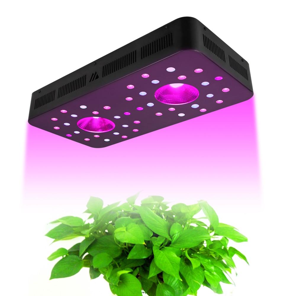[해외]600 w 1200 w 2400 w 3000 w cob led는 실내 정원 hydroponics 법을위한 uv & ir를 포함하여 가벼운 일광 가득 차있는 스펙트럼을 성장한다 모든 식물 성장/600 w 1200 w 2400 w 3000 w co
