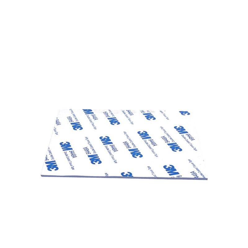 [해외]양면 3 m 스티커 실리카 젤 패드 led 칩 cpu 냉각 실리카 젤 정제 열 분산 라디에이터 파트너 10x10x1.5mm/양면 3 m 스티커 실리카 젤 패드 led 칩 cpu 냉각 실리카 젤 정제 열 분산 라디에이터 파트너 10x10x1.5m