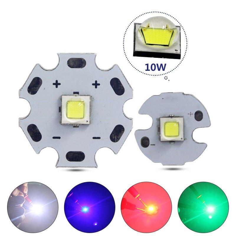 [해외]XM-L2 10 w 높은 전원 led 칩 손전등 전구 칩 높은 밝기 mdj998/XM-L2 10 w 높은 전원 led 칩 손전등 전구 칩 높은 밝기 mdj998