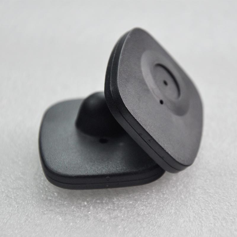 [해외]EAS 8.2mhz의 RF 하드 라벨, 미니 평방 보안 태그 48 * 42mm/Eas 8.2mhz rf hard label,mini square security tag 48*42mm