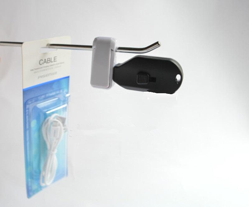 [해외]500 개 / 디스플레이 후크 정지 잠금 6mm 색상 흰색을많은 도난 방지 자기 보안 정지 잠금/500 pcs/lot anti-theft magnetic security stop lock for display hook stop lock 6mm color whit