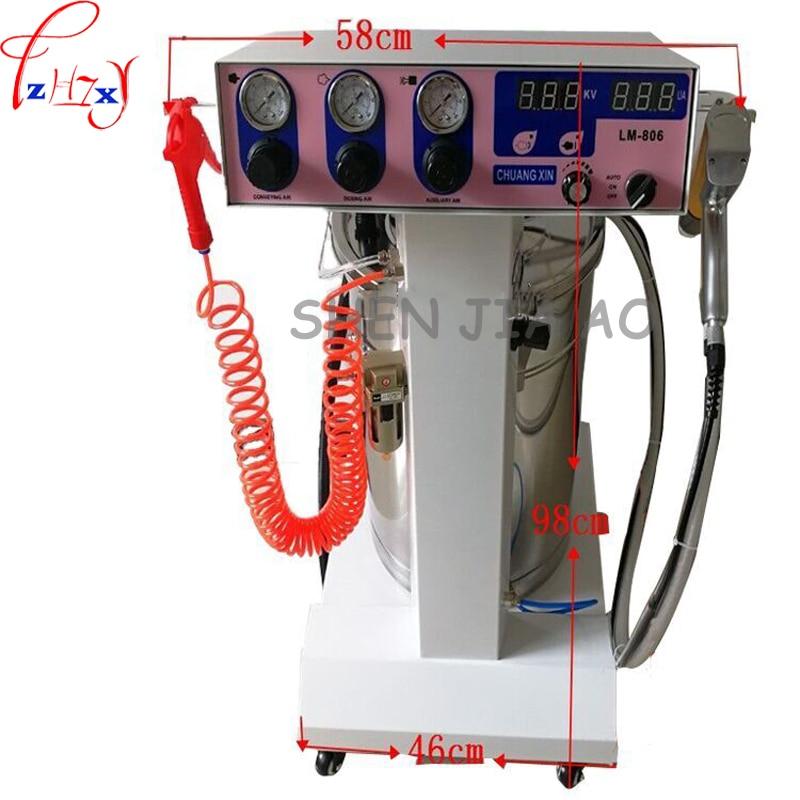 [해외]1 pc LM-806 지능형 고압 정전기 스프레이 파우더/스프레이 기계/스프레이 기계 코팅 기계 건 페인트/1 pc LM-806 지능형 고압 정전기 스프레이 파우더/스프레이 기계/스프레이 기계 코팅 기계 건 페인트