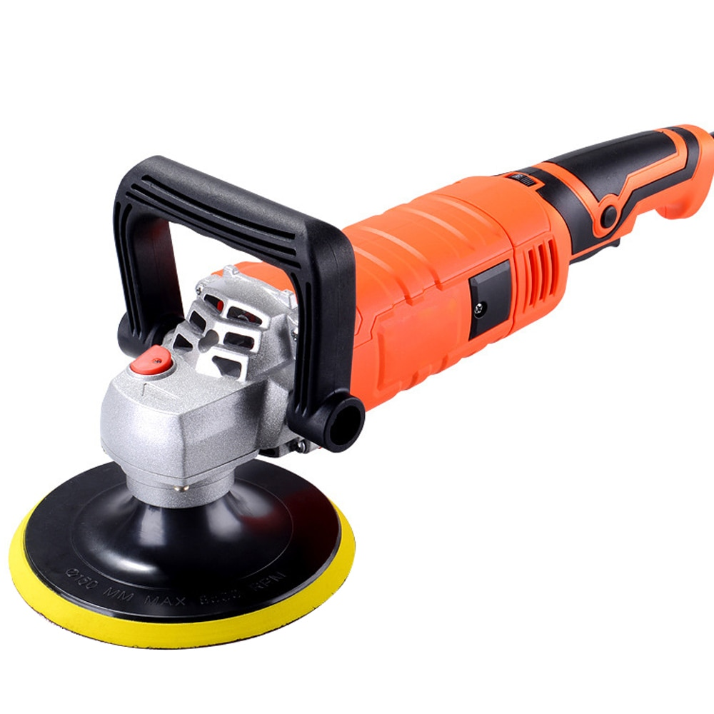 [해외]KKmoon 1580W 220V Adjustable Speed Car Electric Polisher Waxing Machine Automobile Furniture Polisher Power Tool/KKmoon 1580W 220V Adjustable Spee