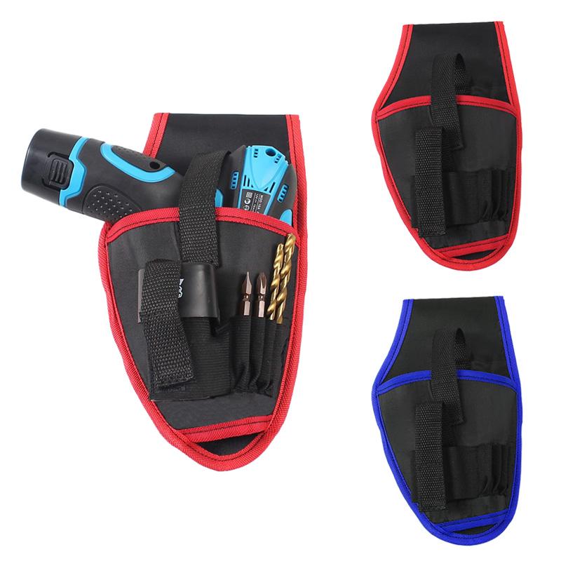 [해외]휴대용 도구 허리 가방 무선 드릴 홀더 스토리지 파우치 12 v 전기 드릴 도구-jdh99/휴대용 도구 허리 가방 무선 드릴 홀더 스토리지 파우치 12 v 전기 드릴 도구-jdh99