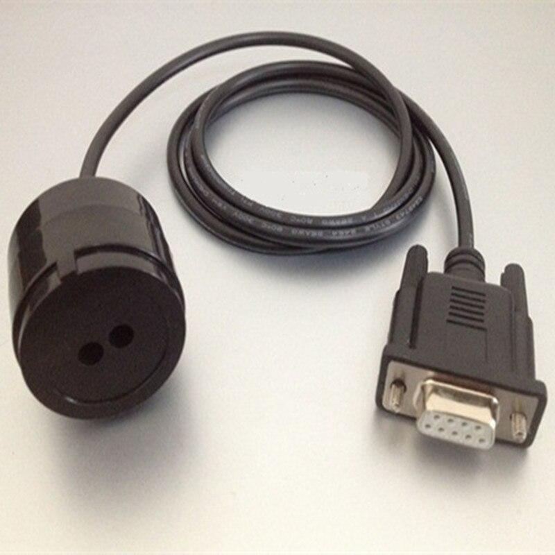[해외]IEC62056-21 standard smart energy meter infrared RS232 DB9 plug optical probe/IEC62056-21 standard smart energy meter infrared RS232 DB9 plug opti