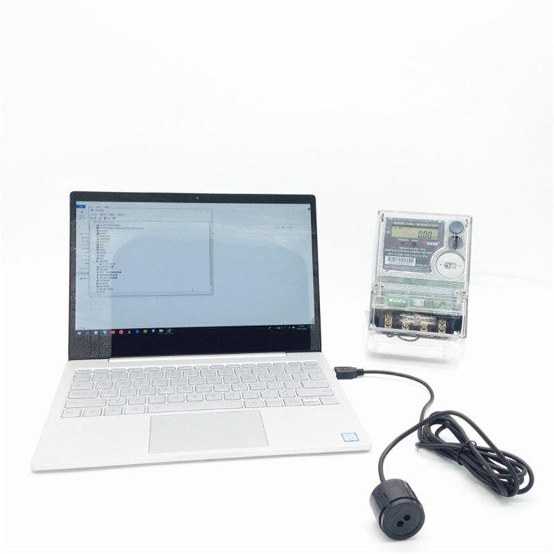 [해외](3 개/몫) 미터 용 usb 광 프로브 RJ-OPUSB-IEC IEC62056-21 (iec1107) 표준 광학 프로브/(3 개/몫) 미터 용 usb 광 프로브 RJ-OPUSB-IEC IEC62056-21 (iec1107) 표준 광학 프로브