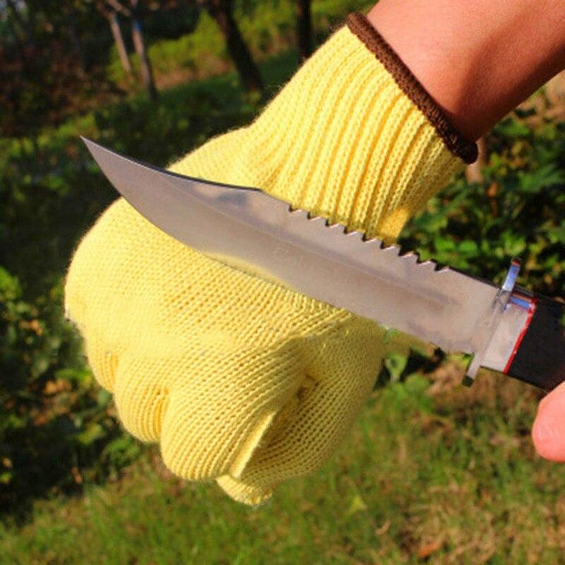 [해외]Working Safety Gloves Cut-Resistant Anti-Cutting Gloves Protective Hand Finger Gloves Cutting Tools/Working Safety Gloves Cut-Resistant Anti-Cutti