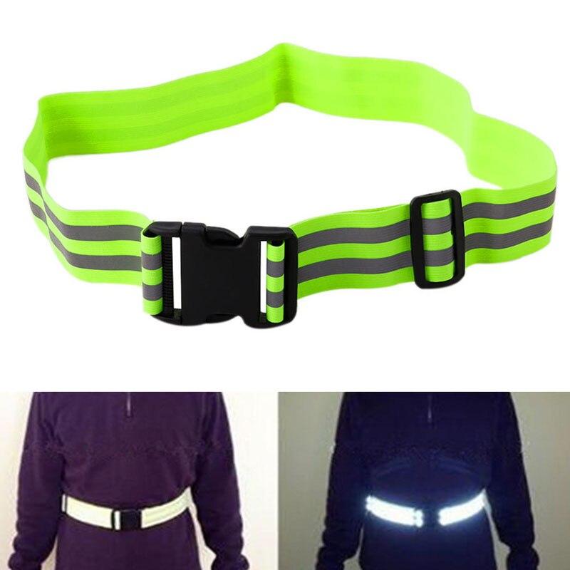 [해외]High Visibility Reflective Safety Security Belt For Night Running Walking Biking/High Visibility Reflective Safety Security Belt For Night Running